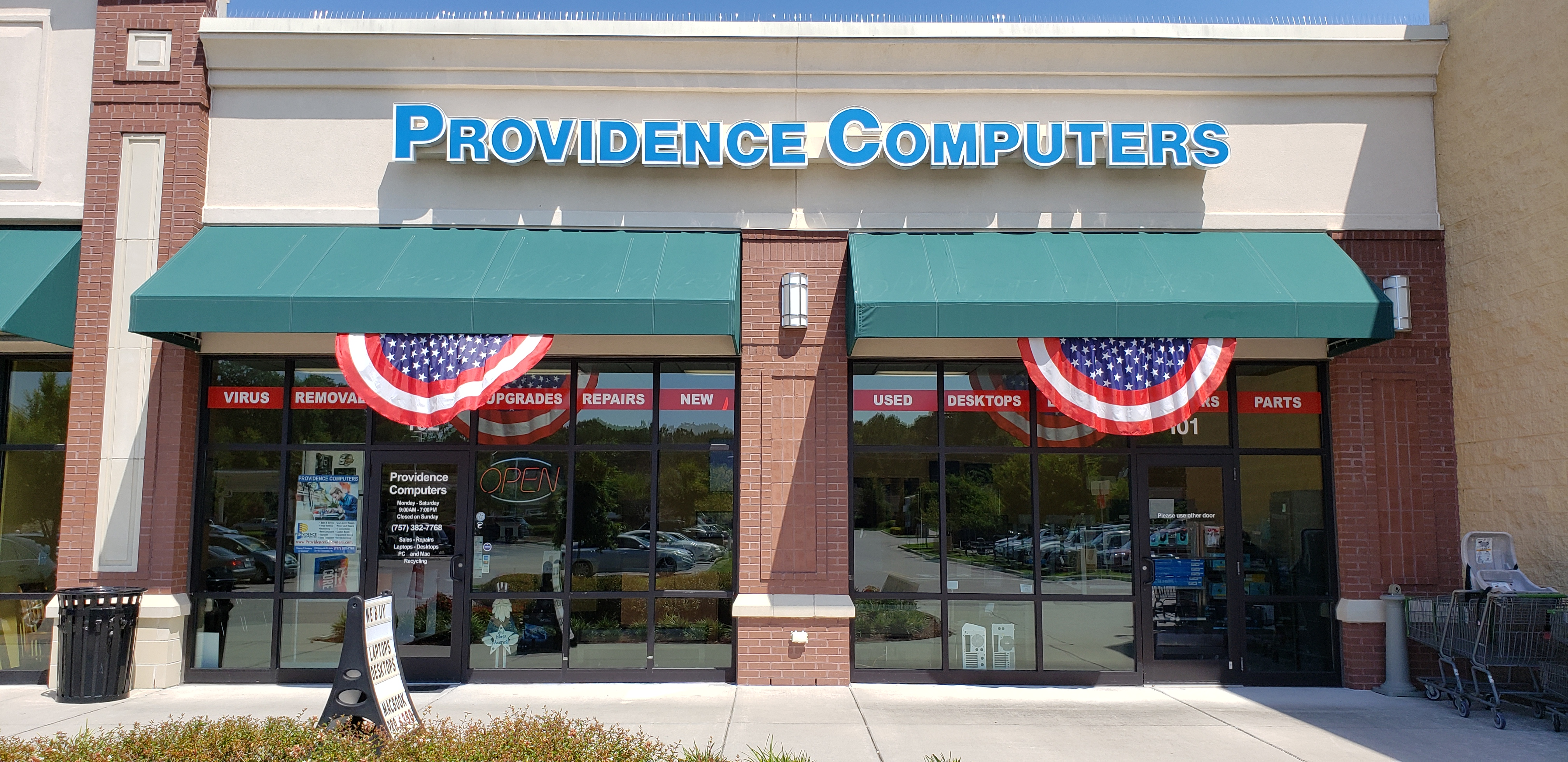 Providence Computers Chesapeake VA | Repair And Purchase Computers
